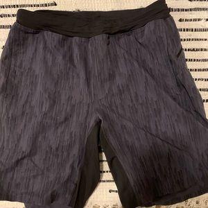 Lululemon shorts 9 inch inseam M